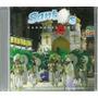 Cd Samba Enredo Carnaval 2013 Escola De Samba Santos -sp