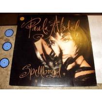 Lp Paula Abdul - Spellbound (1991) C/ Stevie Wonder +encarte
