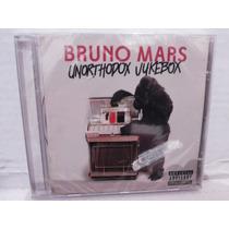 Cd Bruno Mars - Unorthodox Jukebox - 2012 - Lacrado !!!!