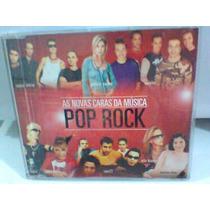 Cd As Novas Caras Da Música Pop Rock -2002 - (frete Grátis)