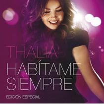 Cd+dvd Thalia Habitame Siempre Edición Especial Mexico