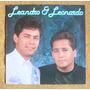 Lp Vinil Leandro E Leonardo 1991 . Só Sucessos . Audição100%