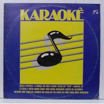 Lp Karaokê - Moça Criança - 1985 - Phonodisc
