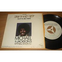 Michael Jackson - Got To Be There Compacto De Vinil Japão