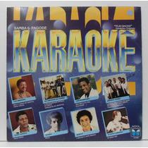 Lp Karaokê - Samba & Pagode - 1987 - Nova Copacabana
