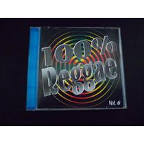 Cd 100% Vol. 6 Reggae Música Jimmy Cliff Johnny Nash