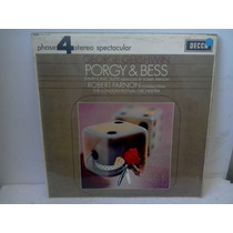Lp George Gershwin Porgy & Bess