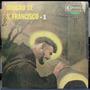 Lp Vinil - Oração De São Francisco - 1 - Cáritas - 1983