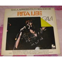 Lp Rita Lee Gala 79 Com Mutantes E Gilberto Gil