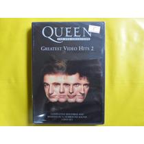 Dvd Queen Greatest Video Hits 2 / Duplo / Frete Grátis
