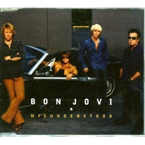 Bon Jovi Single Misunderstood Part 2 - Made In Uk