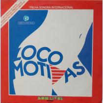 Lp Locomotivas Trilha Sonora Internacional
