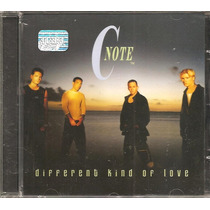 Cd C Note - Different Kind Of Love - Pop, Hip Hop, Latino