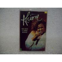 Fita Cassete Original Alcione- Não Deixe O Samba Morrer