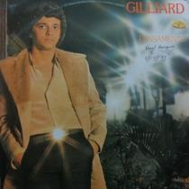 Lp Gilliard - Pensamento - Vinil Raro