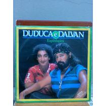 Lp Duduca E Dalvan Espinheira C/poster