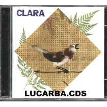 Cd - Clara Nunes - Vol 8 - Lacrado