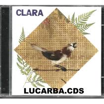 Cd - Clara Nunes - Vol 8 - Lacrado
