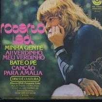 Roberto Leal - Minha Gente - Bate O Compacto De Vinil Raro