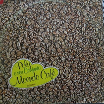 Lp Poly E Seu Conjunto Moendo Café - Vinil Raro