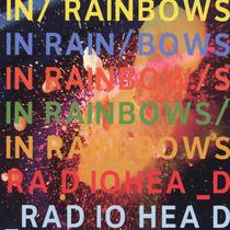 Cd Radiohead - In Rainbows (lacrado) Digipack