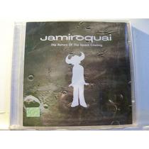 Jamiroquai, The Return Of The Space Cowboy, Cd Orig Lacrado