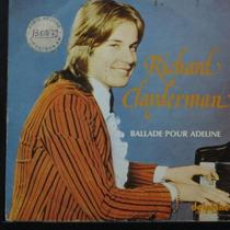 Richard Clayderman - Ballade Pour Ade Compacto De Vinil Raro