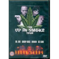 The Up In Smoke Tour Dr, Dre Snoop Dogg Eminem Dvd Original