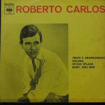 Roberto Carlos - Splish, Splash - Compacto De Vinil Raro