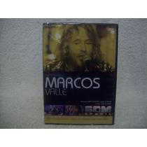 Dvd Original Marcos Valle- Som Brasil- Lacrado De Fábrica