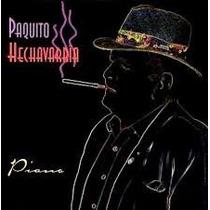Cd Paquito Hechavarría - Piano