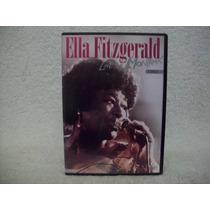 Dvd Original Ella Fitzgerald- Live At Montreux 1969
