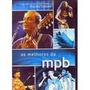 Dvd-os Melhores Da Mpb-em Otimo Estado