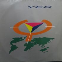 Lp Yes - 9012 Live - The Solos - Vinil Raro