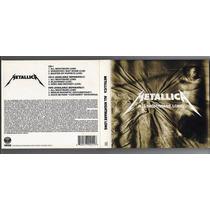 Box Metallica - All Nightmare Long Cd1 , Cd2 & Dvd (raro)