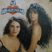 Lp As Mineirinhas - Sandra E Valéria - Vinil Raro