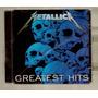 Metallica Cd Greatest Hits Novo Lacrado E Raro