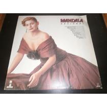 Lp Novela Mandala, Trilha Sonora Nacional, Disco Raro 1987