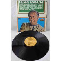 Henry Mancini Lp Nacional Usado Disco De Ouro 1977 Stereo