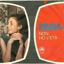 Compacto 7 Gigliola Cinquetti - 1964 - Raro, 2 Faixas.