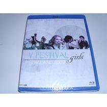 Blu-ray V Festival Girls England 2009