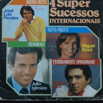 Nelson Ned - Julio Iglesias - Miguel Compacto De Vinil Raro
