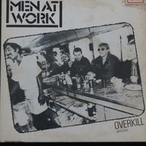Men At Work - Overkill - Till The Money Compacto Vinil Raro