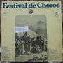 Lp Festival De Choros Chico Lina Pesce Elio Do Bandolim Ótim