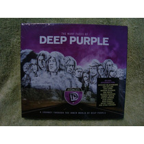 The Many Faces Of Deep Purple - Cd Triplo Nacional