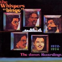 Cd - The Whispers - 3 Lps Em 2 Cds - Love Story - Bingo - Li