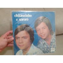 Lp Chitãozinho E Xororó - Galopeira 1970