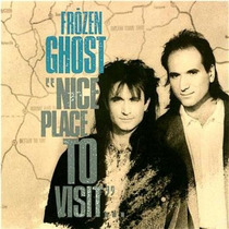 Cd-frozen Ghost-nice Place To Visit-importado Em Otimo Estad