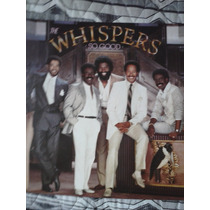 Lp -the Whispers - So Good Importado -