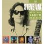 Box 5 Cds Steve Vai Original Album Classics (2013) - Novo